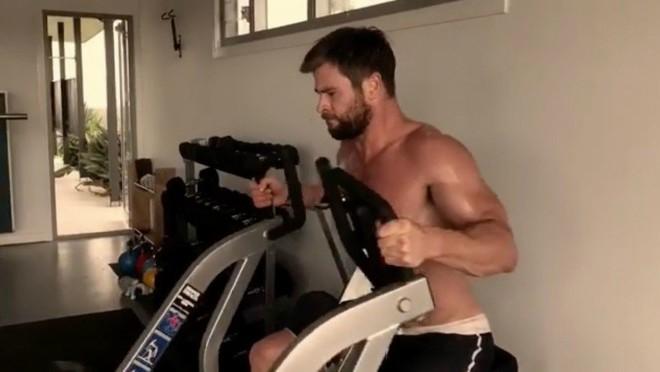 Kako je Chris Hemsworth izgradio savršeno telo i kroz kakve muke je prolazio njegov dubler?
