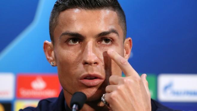 Kad nije na terenu Ronaldo na sebi nosi nekoliko MILIONA eura