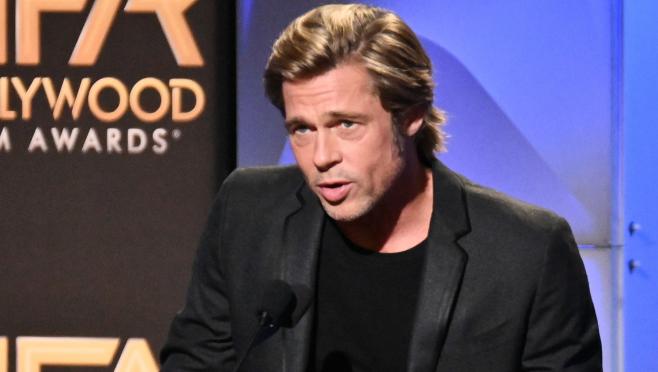 Kao u najboljim danima: Brad Pitt zablistao na ceremoniji u subotu