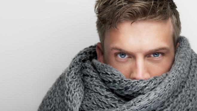 Vreme je: Kako odabrati muški šal?