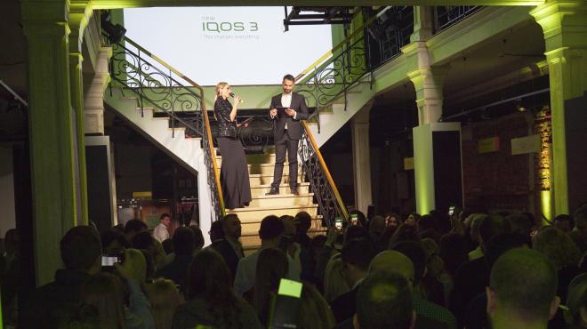 U Beogradu predstavljeni IQOS 3 i IQOS 3  Multi uređaji