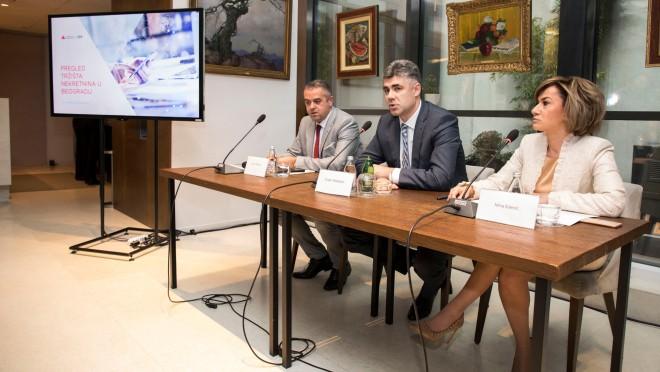 Beograd konkuriše naprednim zemljama u okruženju