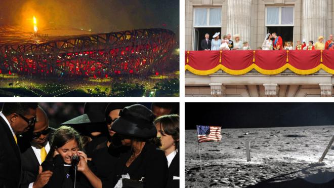 7 najveličanstvenijih momenata u istoriji televizije koje je pratio ceo svet