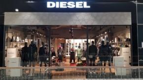 Otvorena DIESEL prodavnica u  Promenada centru Novi Sad