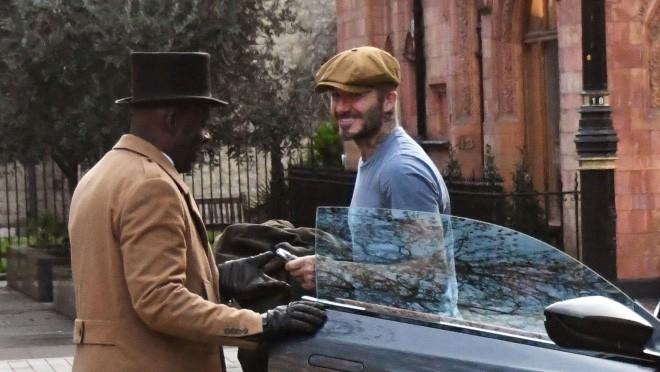 Kad vidite kakvu zver vozi David Beckham poželećete da budete na njegovom mestu