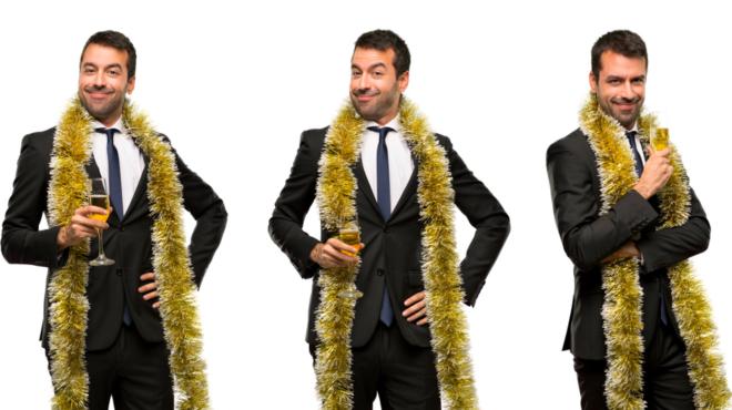 10 načina da budete NAJBOLJE OBUČEN MUŠKARAC na novogodišnjem partiju