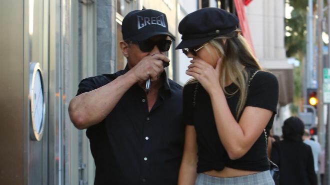 PONOSAN: Stalloneova naslednica izrasla je u pravu lepoticu
