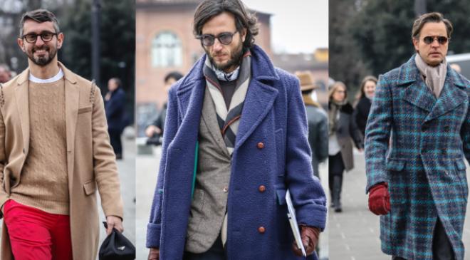 Kaput - najsnažniji modni komad za zimske dane
