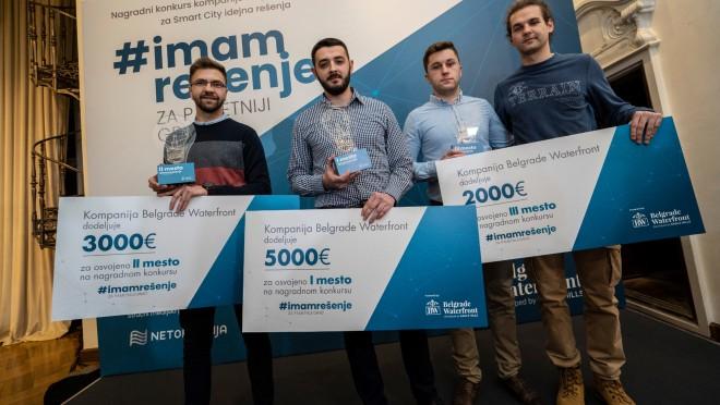 Rešenja za pametniji Beograd