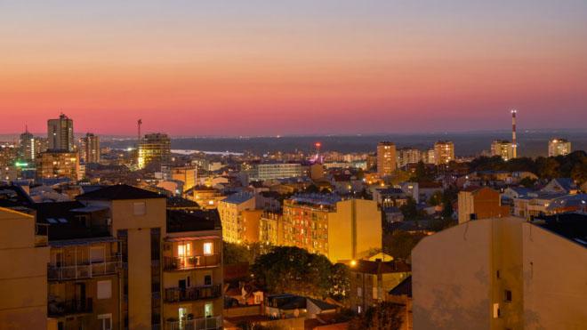 Beograd je ljubav - Lion