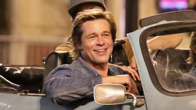 UHVAĆEN: Na čijoj zabavi se povio Brad Pitt?