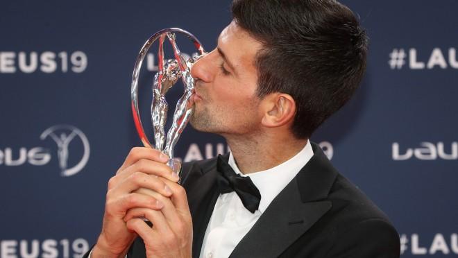 Novak Đoković na dodeli nagrada otkrio nešto što je iznenadilo mnoge