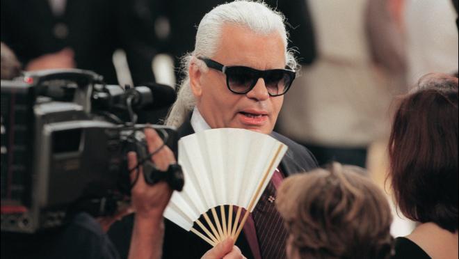 Malo poznate fotografije Karla Lagerfelda