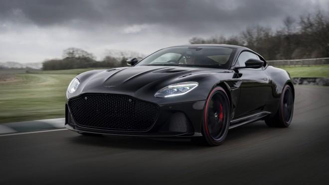 Ekskluzivno: Aston Martin lansirao DBS Superleggera TAG Heuer Ediciju
