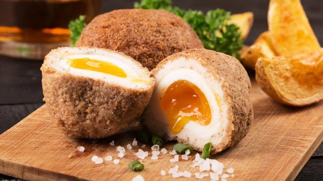 Dosadila su vam a puna su proteina: Probajte jaja na škotski način