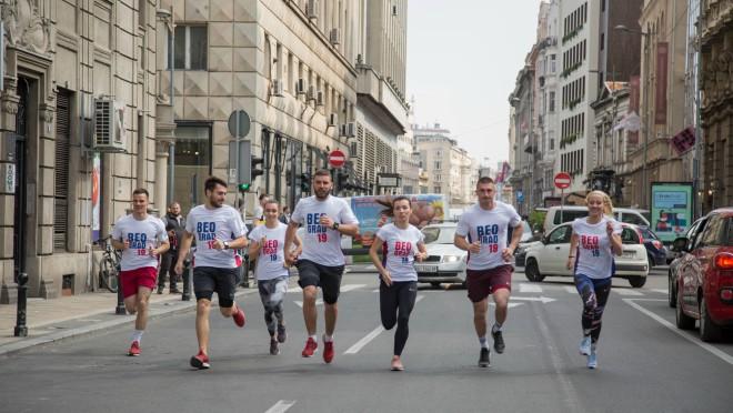Kompanija Sport Vision podržava 32. Beogradski maraton