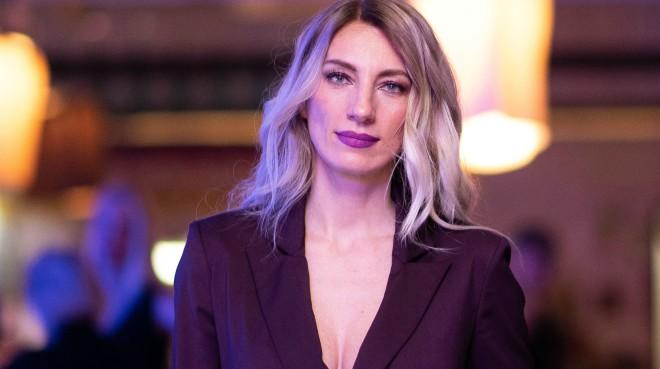 Ana Stanić oduševila Beograđane novim maksi singlom