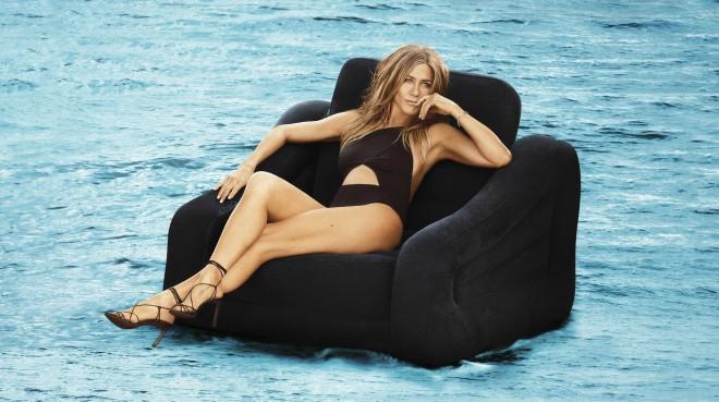 I ona se skinula: Jennifer Aniston otkrila skoro sve