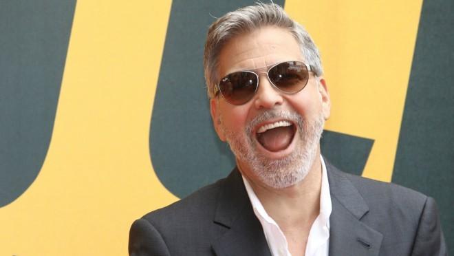 Jednom šmeker, uvek šmeker: Clooney na promociji serije