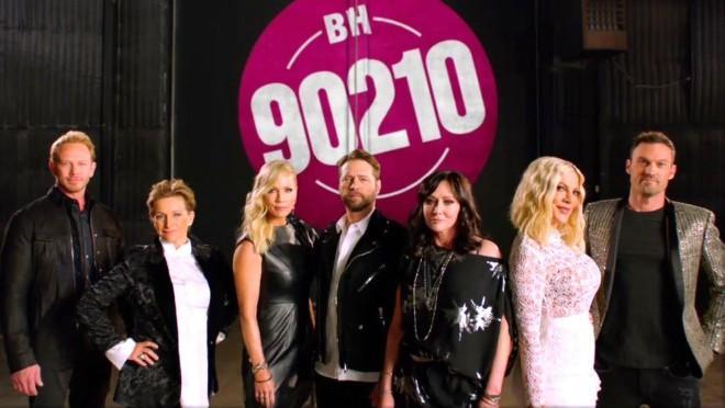 Beverly Hillls 90210 se vraća: Pogledajte prve kadrove