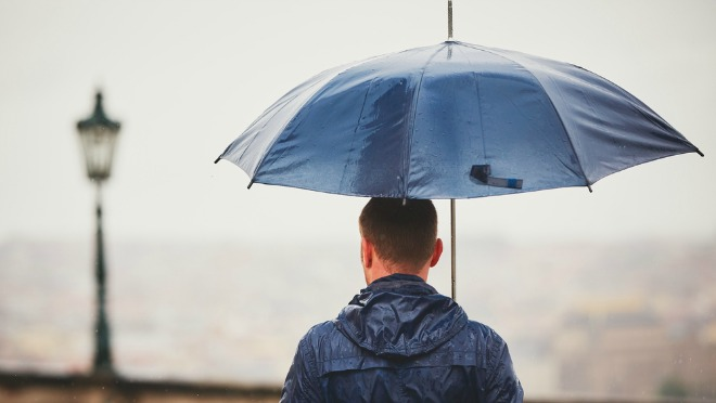 Stilska pravila: Kako pravilno nositi kišobran I