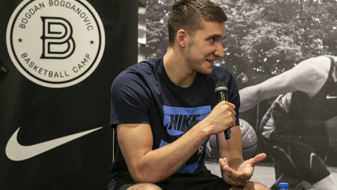 Bogdan otvara treći po redu kamp za mlade nade košarke