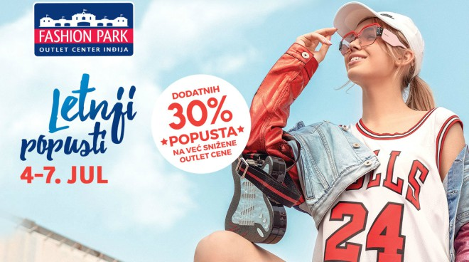 Planirate do Novog Sada za vikend? Ne propustite da posetite Fashion Park!