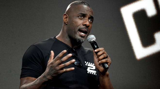 Muški i moćno: Idris Elba predstavio sportsku modnu kolekciju