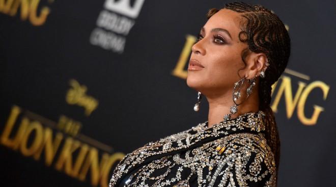 """Zanosna: Beyonce na premijeri """"Kralja lavova"""""""