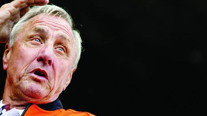 Narandžasta revolucija; Kako je Johan Cruyff postao legenda?