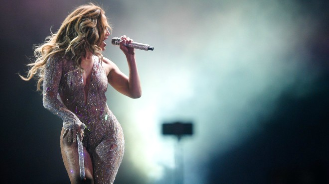 Spektakl: Kako je izgledao koncert Jennifer Lopez u Moskvi?