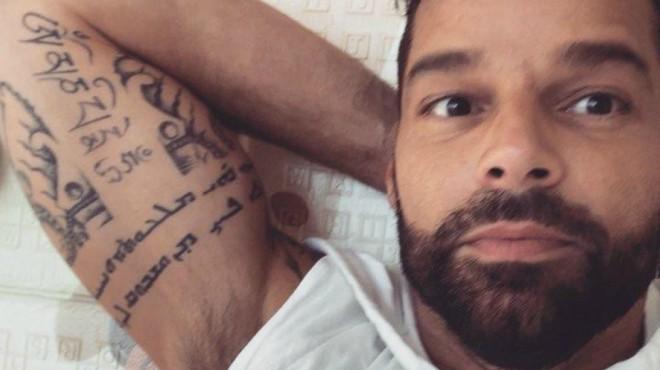 Ricky Martin objavio prvu fotografiju svoje ćerke