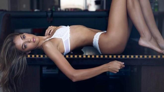 Prelepa i seksi: Stalloneova ćerka krenula njegovim stopama