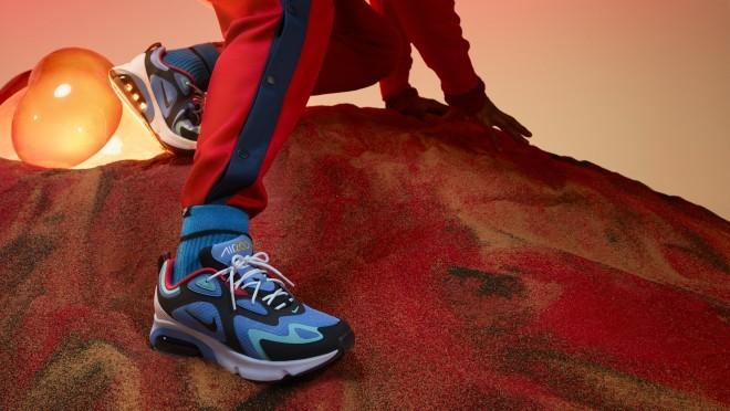 Nike Air Max 200: Novo lice futurizma