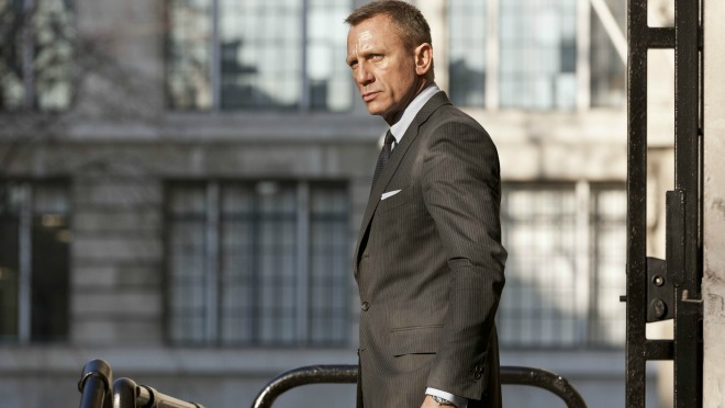 "Daniel Craig se vraća kao James Bond u filmu ""No time to die"""