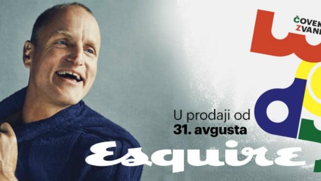 Septembarski Esquire je stigao
