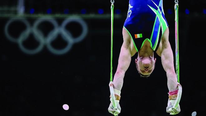 Kako je irski gimnastičar postao šampion uprkos svim nesrećama koje su ga zadesile?
