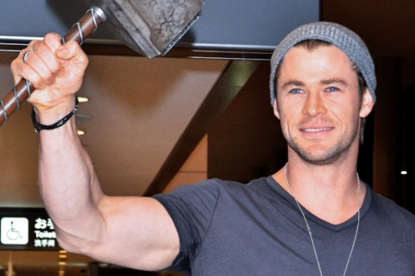 Kako trenira Chris Hemsworth?