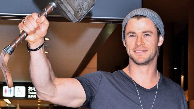 Kako trenira Chris Hemsworth?