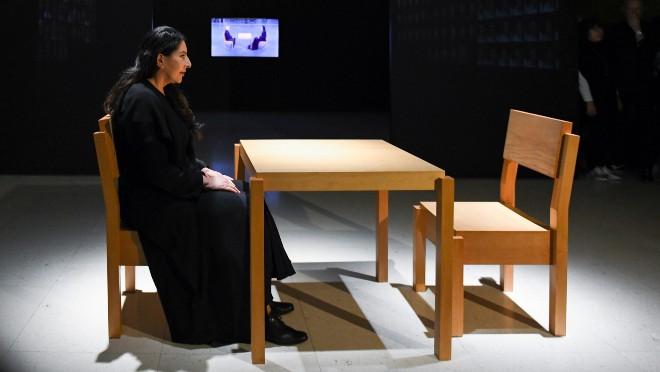 Marina Abramović u prvom obraćanju javnosti pozvala domaću publiku da pogleda izložbu