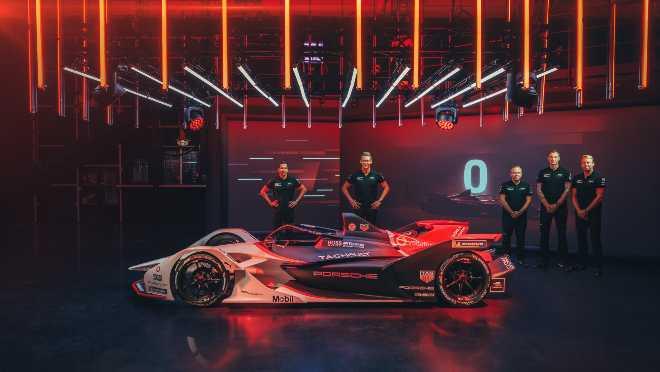 TAG Heuer postaje zvanični partner Porsche Formula E tima