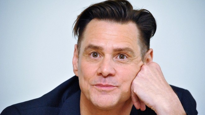 Neuspehom do slave: Jim Carrey