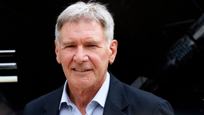 Neusehom do slave: Harrison Ford