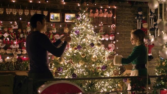 Emilia Clarke u božićnoj priči