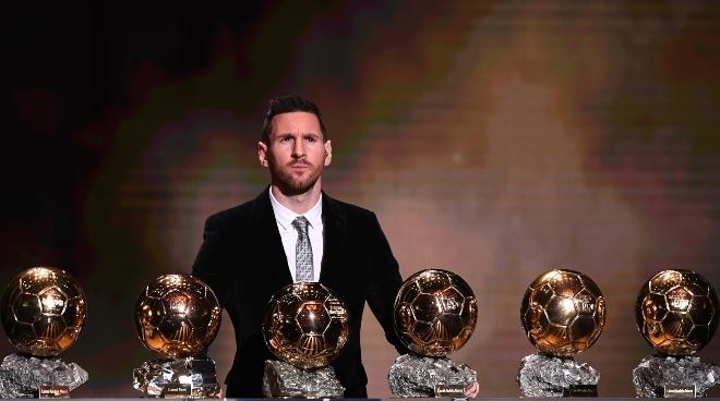Podeljena mišljenja: Messi osvojio 6.Zlatnu loptu