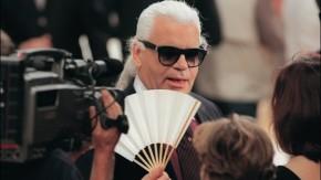 Glamur sa muškim likom: Karl Lagerfeld