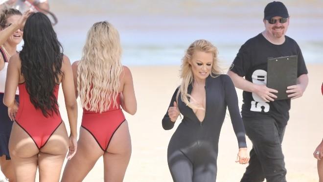 Jednom čuvarka plaže, uvel čuvarka plaže