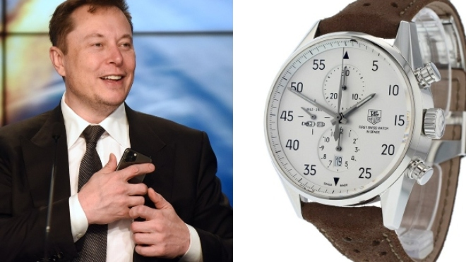 Koji časovnik bira najpopularniji vizionar sveta