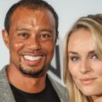 Lindsey Vonn i Tiger Woods