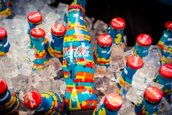 Najpoznatija flašica kao inspiracija domaćih umetnika